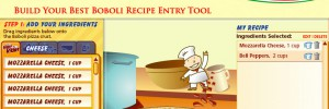 Build Your Best Boboli Recipe Tool